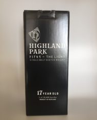 Highland Park 17 (Light) BOX